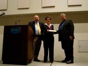 TOC Grand Falls Award