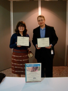 TOC Kitty and Ryan Award 2