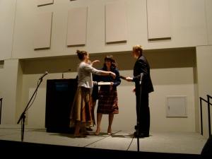 TOC Kitty and Ryan Award
