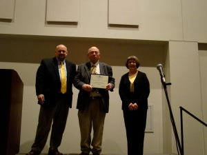TOC St. John Award