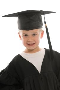 graduation kid istock