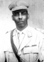 Mohamed Siad Barre, military dictator of Somalia from 1969 to 1991. Photo courtesy of Wikipedia Commons.