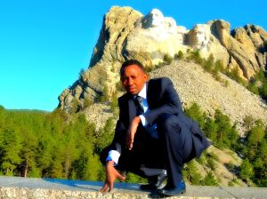 Solomon at Mount Rushmore