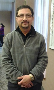 A former refugee from Bhutan, now a United States citizen and helping refugees receive the medical care they need.