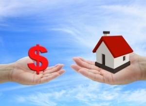 house for money