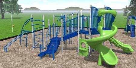playground set one