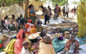 refugee camps Cameroon