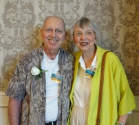Rev. Dennis and Sandra Ellingsen, LSS Founders Family members