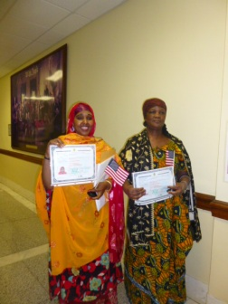 Canab and Paulina Became US Citizens This Year Through the USCIS Grant