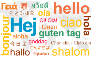 many-languages-say-hello