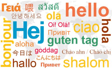 many-languages-say-hello