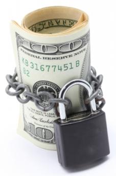 money-and-lock