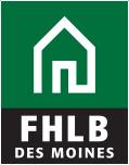 FHLB DM Logo