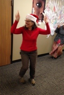 christmas dancing 1