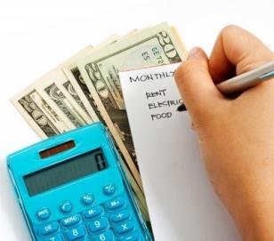 calculate budget