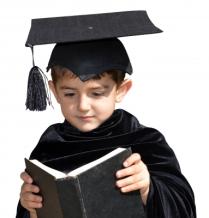 Graduate Kid