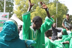 Sudanese Celebrate Independence Day