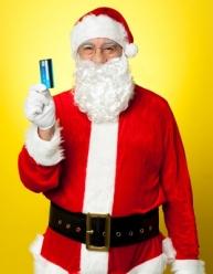 Santa Credit Card