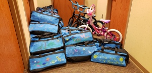 bags for foster care